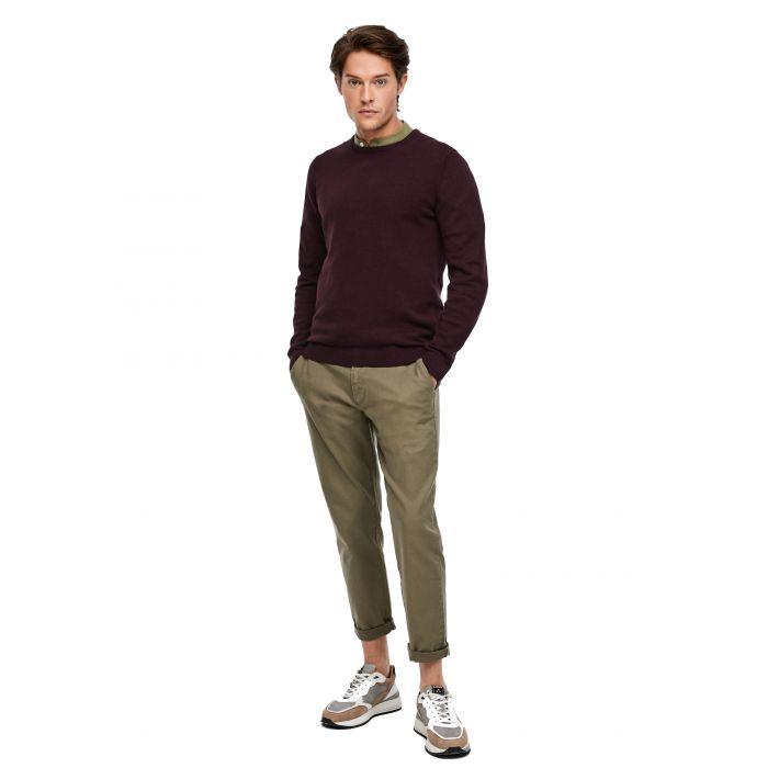 S'Oliver μπλούζα πλεκτή 2040664