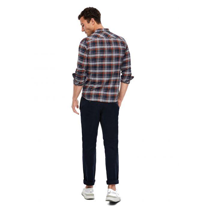 S'Oliver πουκάμισο καρό 2055704