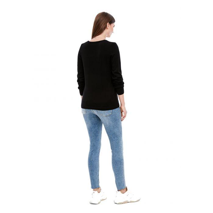 S'Oliver πλεκτή μπλούζα 2040412