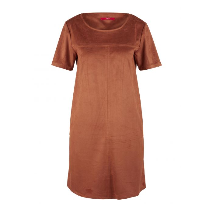 S'Oliver φόρεμα mini κοντομάνικο 2041488