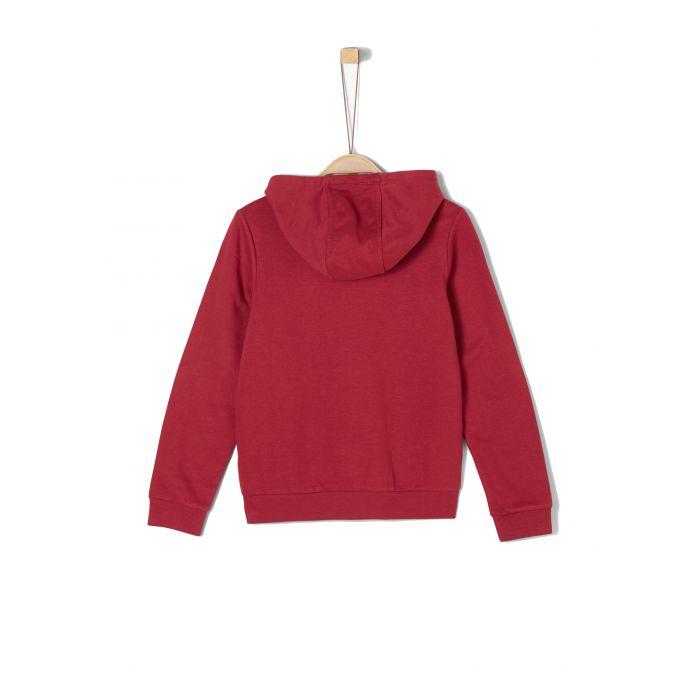 S'Oliver μπλούζα φούτερ με τύπωμα 2042038