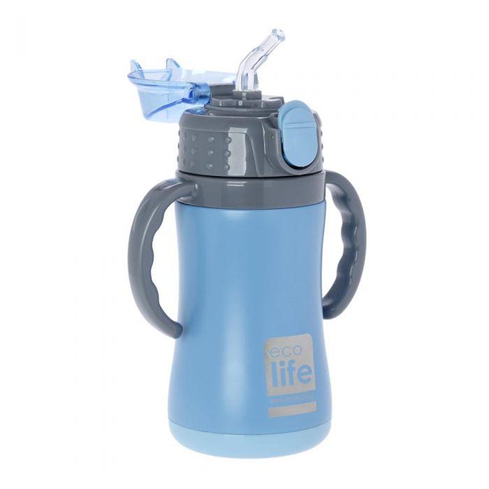 Ecolife Kids Thermos Blue 300ml 33-BO-3006