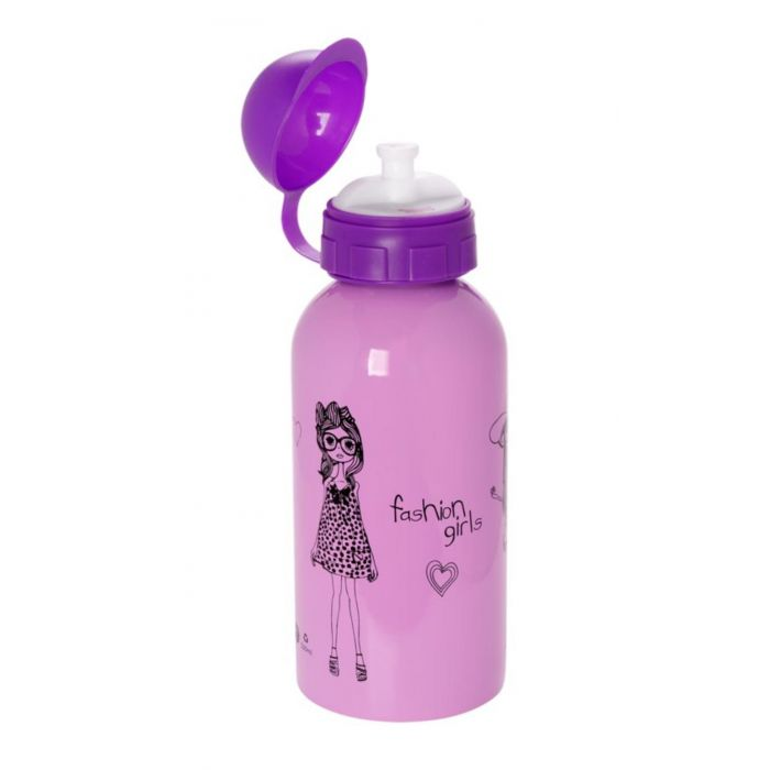Ecolife Fashion 500ml μπουκάλι για κορίτσια 33-BO-2009