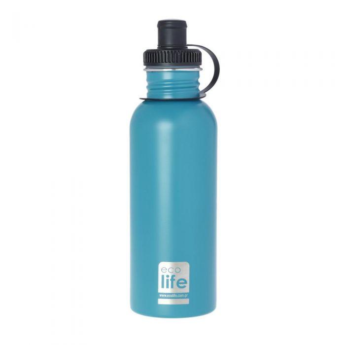 EcoLife Aqua 600ml (matte) μπουκάλι 33-BO-1012