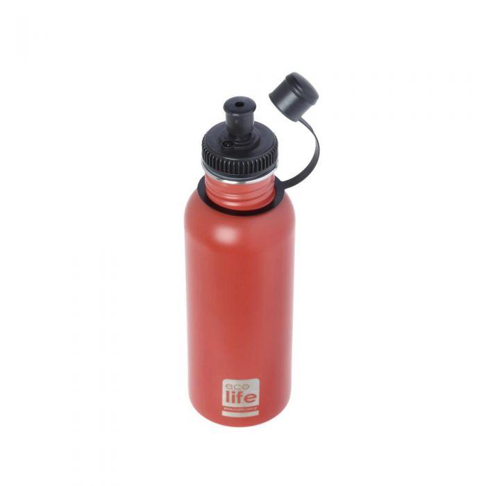 Ecolife Coral 600ml (matte) μπουκάλι 33-BO-1013
