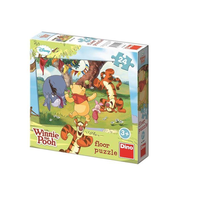 Dino Puzzle Floor Winnie The Pooh  35002