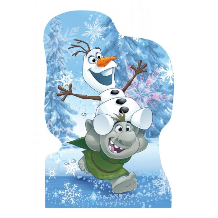Dino Puzzle Frozen 4χ54τεμ 33319