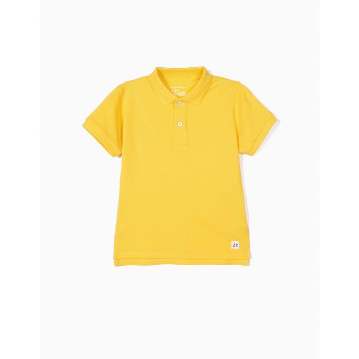 Zippy μπλούζα πόλο πικέ ZIPB04002