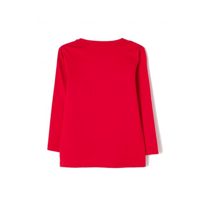 Zippy μπλούζα μακρυμάνικη με τύπωμα ZB0303-456-9