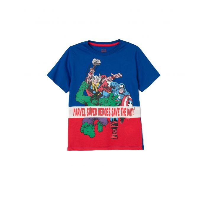 Zippy t-shirt κοντομάνικο Marvel Super Heroes ZB03L11-469-6