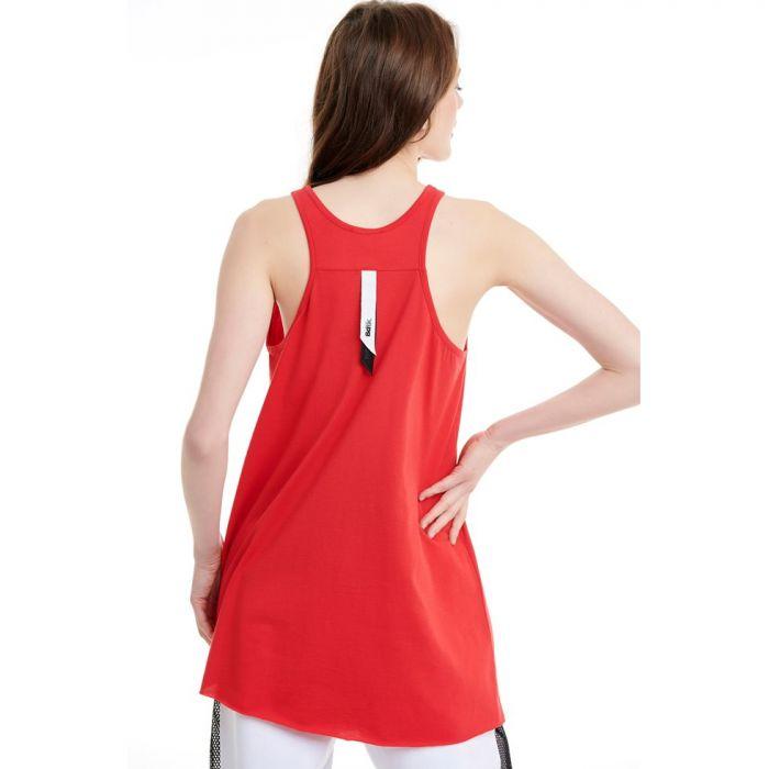 Bodytalk t-shirt αμάνικο 1201-901121