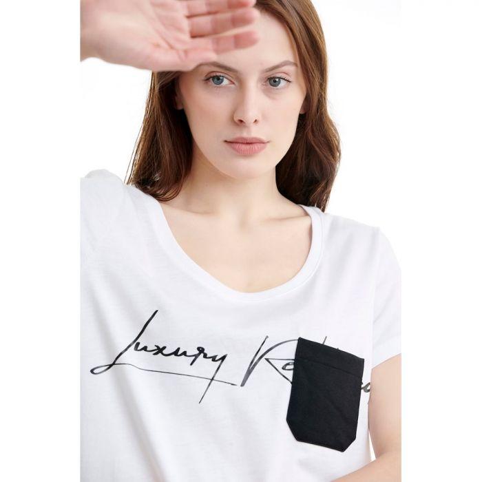 Bodytalk t-shirt κοντομάνικο 1201-905128