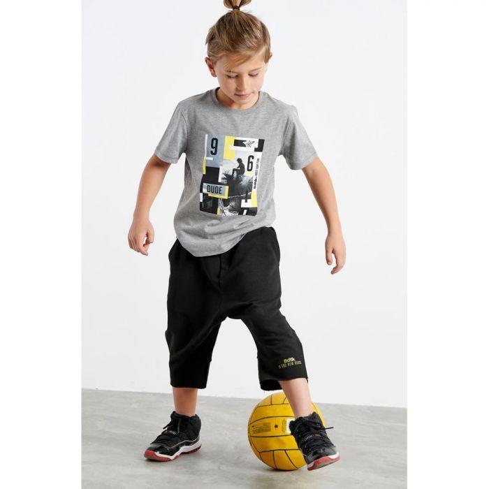 Bodytalk μπλούζα κοντομάνικη 1201-754228-01
