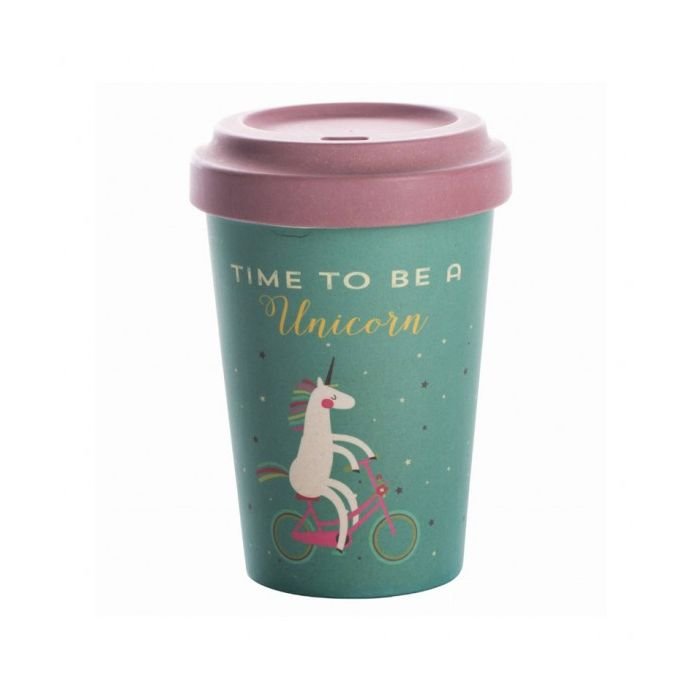 Chic-Mic BambooCup Time for Unicorns BCP205
