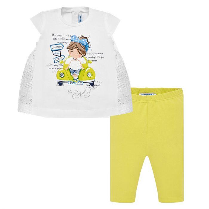 d278bfdedb2 Mayoral σετ μπλούζα με κολάν bebe 29-01750 | Danaos-Stores.gr