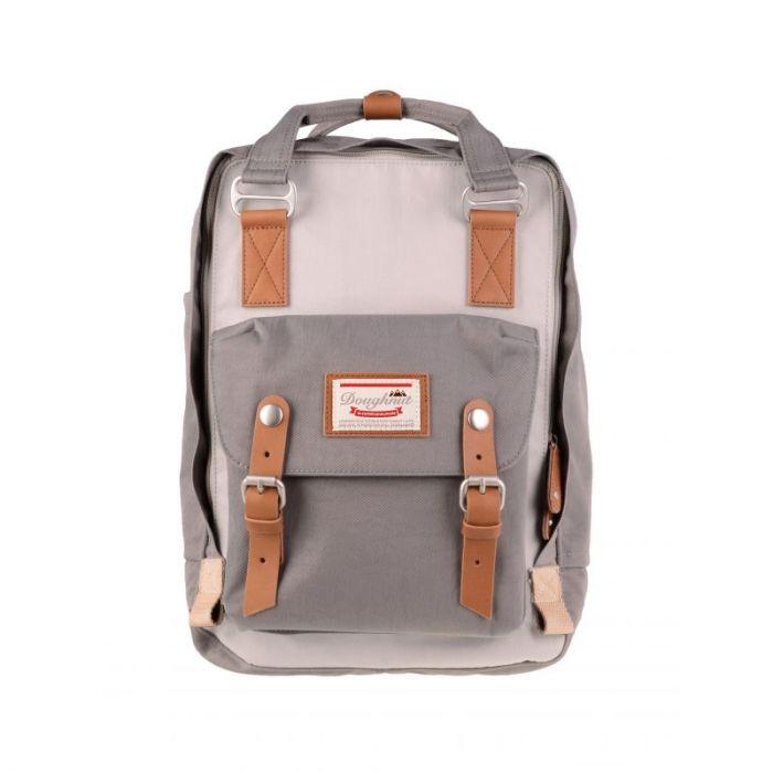 Doughnat Macaroon Ivory x Light Grey τσάντα πλάτης 90432