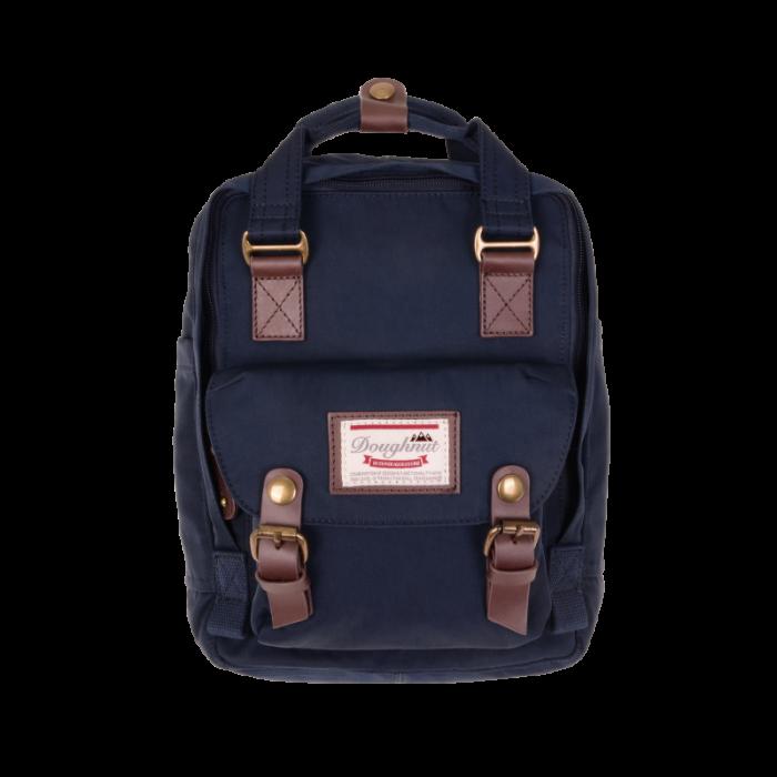 Doughnat Macaroon Mini Navy τσάντα πλάτης 90591