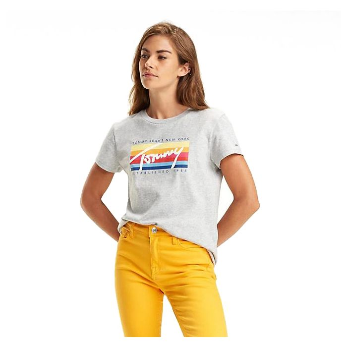 284aaeca9e Tommy Hilfiger μπλούζα κοντομάνικη DW0DW06222-038