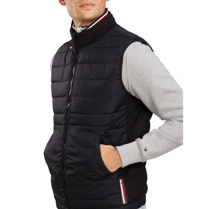 Tommy Hilfiger μπουφάν αμάνικο καπιτονέ MW0MW12011