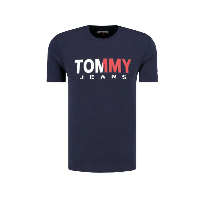 Tommy Hilfiger t-shirt με λογότυπο DM0DM07440