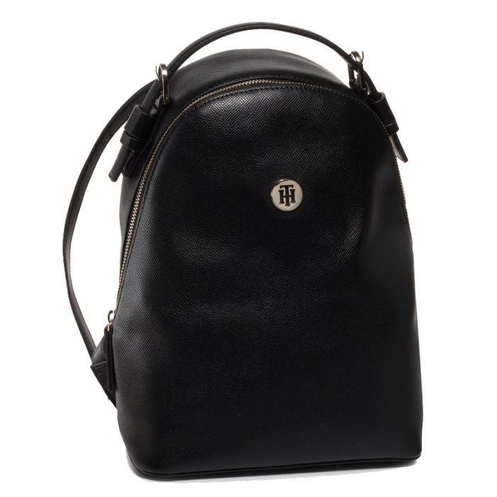 Tommy Hilfiger Classic Saffiano backpack AW0AW07670