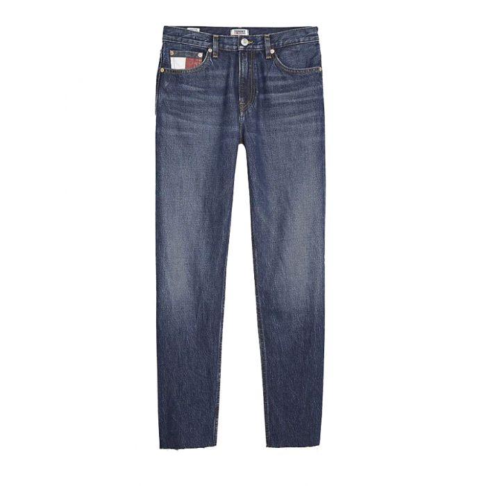 Tommy Hilfiger παντελόνι τζιν slim fit DW0DW07465