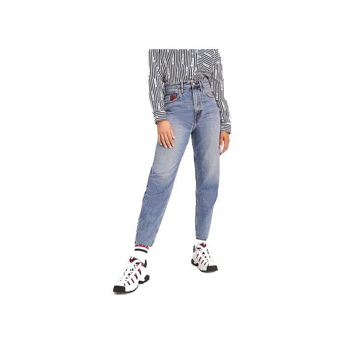 Tommy Hilfiger παντελόνι τζιν mom fit DW0DW07682