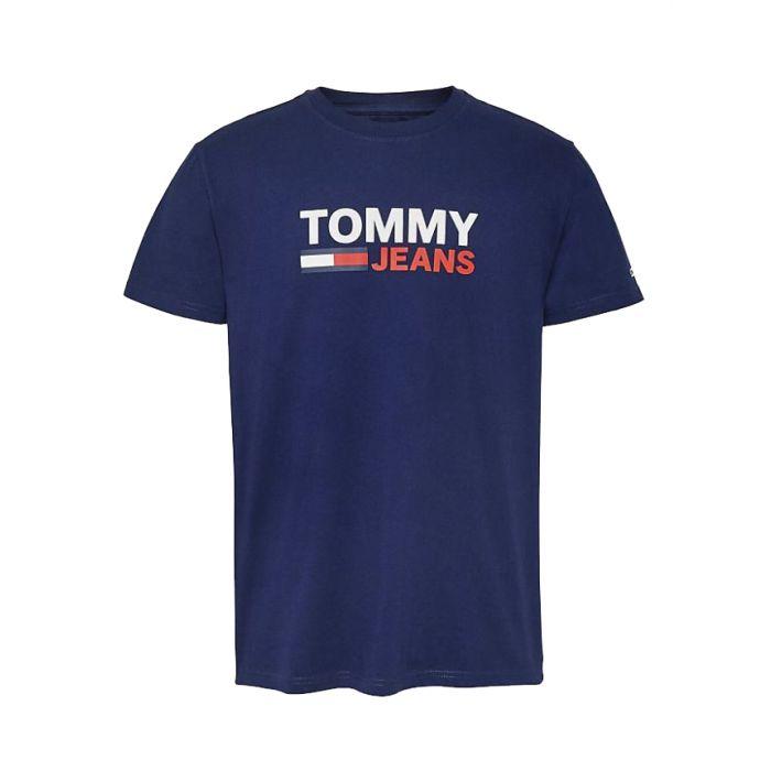 Tommy Hilfiger t-shirt με logo DM0DM07843