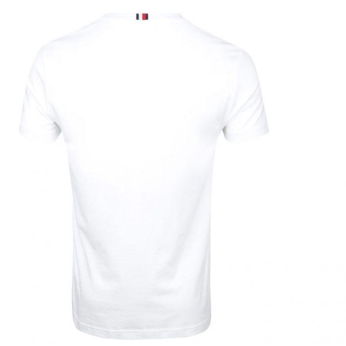 Tommy Hilfiger t-shirt με logo MW0MW13361