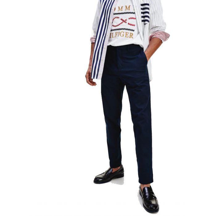 Tommy Hilfiger παντελόνι chinos MW0MW13576