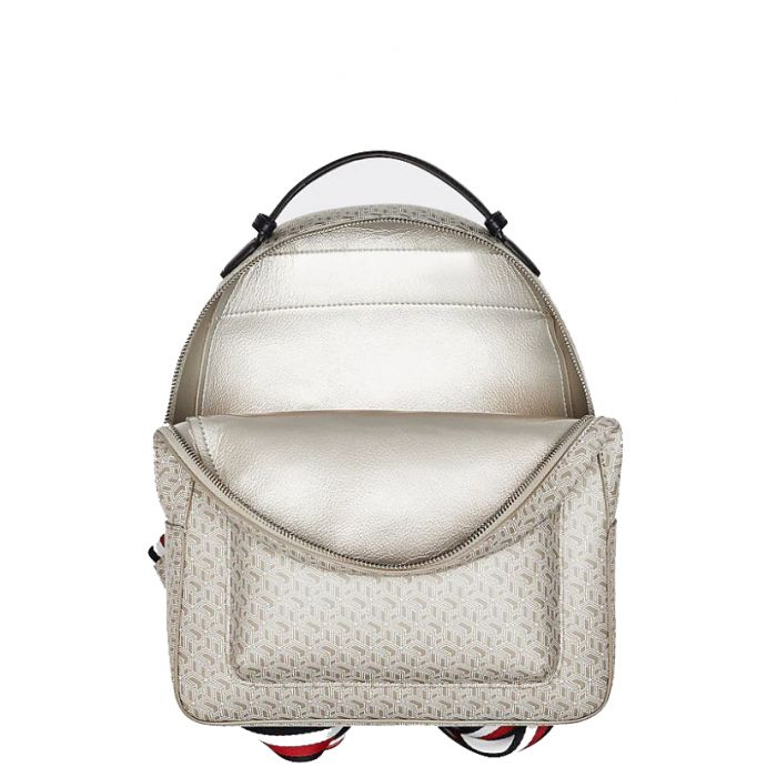 Tommy Hilfiger Iconic Monogram Backpack AW0AW07926