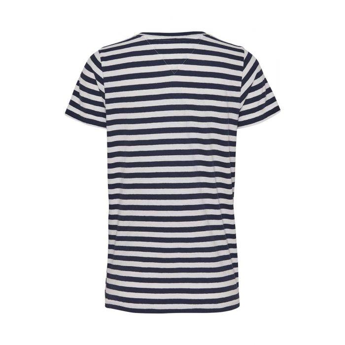 Tommy Hilfiger t-shirt με ρίγες DW0DW08011
