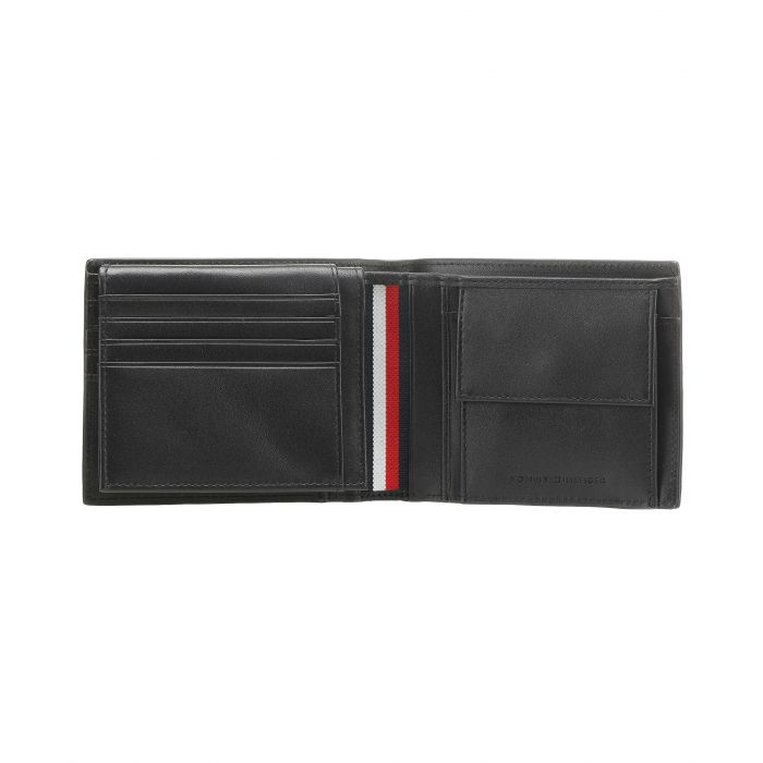 Tommy Hilfiger Downtown πορτοφόλι τριπλό AM0AM05655