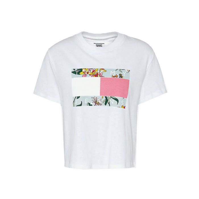 Tommy Hilfiger Hawaii Flag t-shirt DW0DW08668