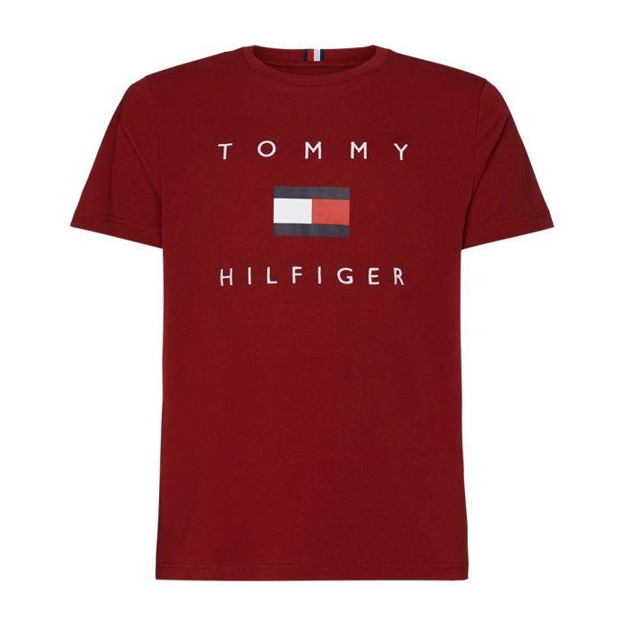 Tommy Hilfiger t-shirt κοντομάνικο MW0MW14313