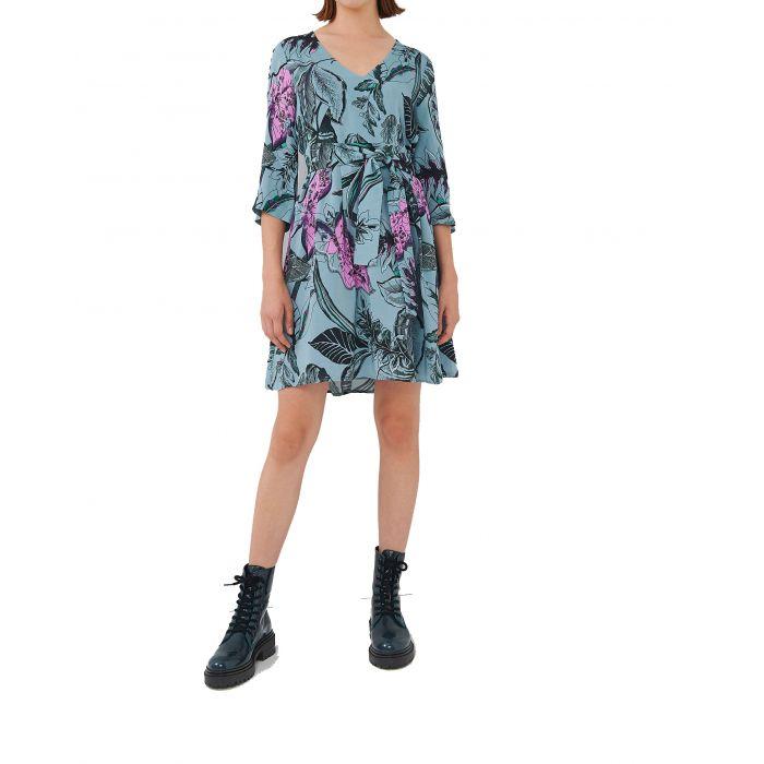 Ale φόρεμα κοντό floral 81117772
