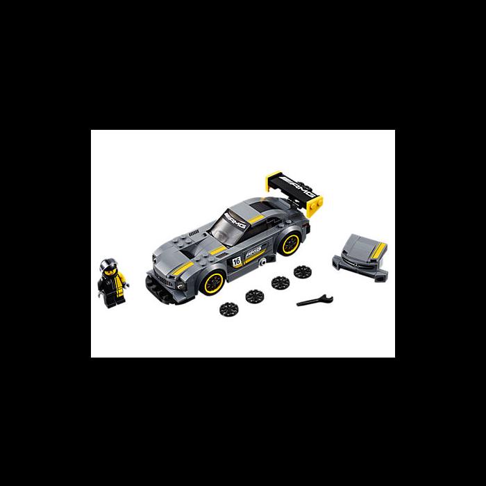 Lego 75877 Mercedes-AMG GT3 202219