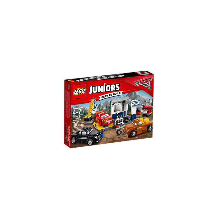 Lego 10743 Smokey's Garage 201971