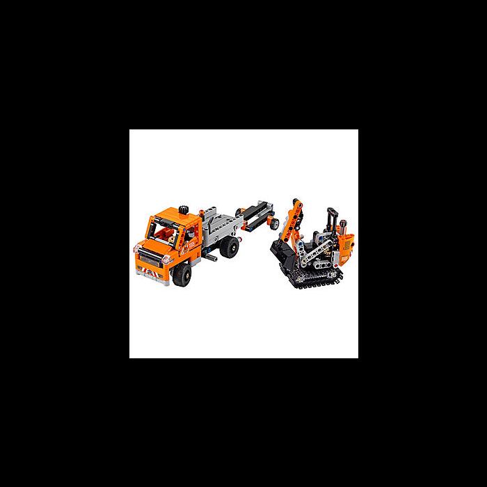 Lego 42060 Roadwork Crew 202086
