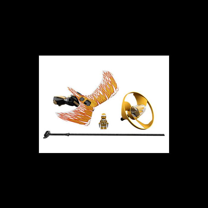 Lego 70644 Golden Dragon Master 202491