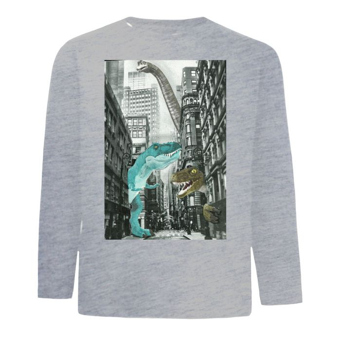 Energiers μπλούζα με τύπωμα δεινόσαυρους 13-220065-5