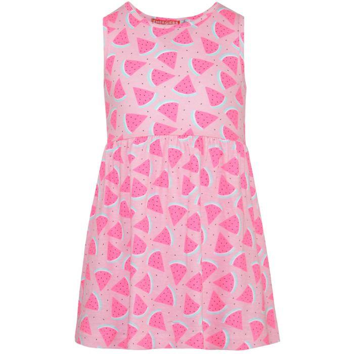 Energiers φόρεμα αμάνικο σταμπωτό με καρπούζια 15-220333-7