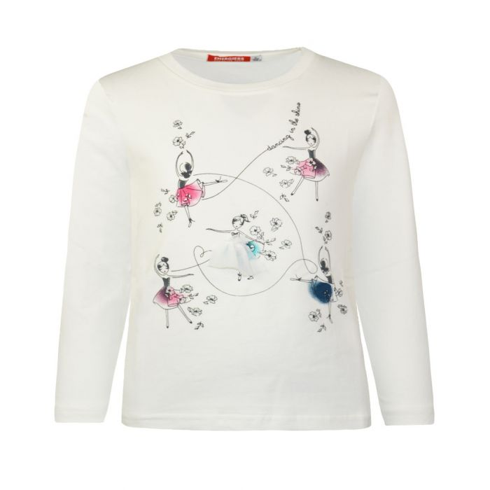 Energies μπλούζα μακρυμάνικη με τύπωμα 15-120315-5