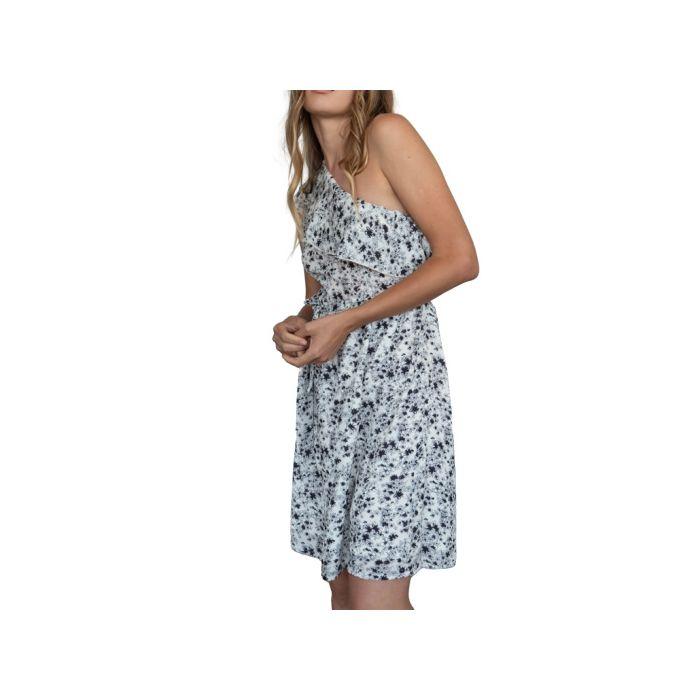 Helmi φόρεμα mini με έναν ώμο 46-05-101
