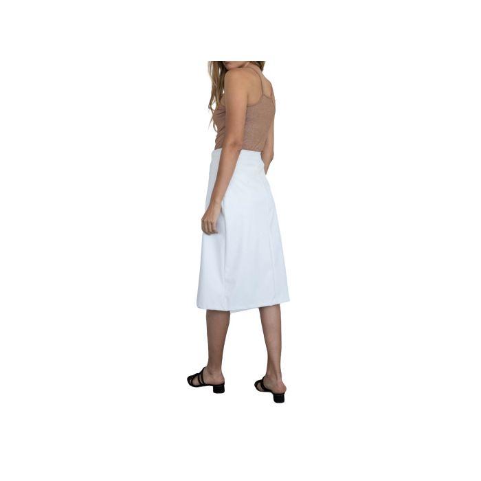Helmi φούστα midi με δέσιμο 46-01-010