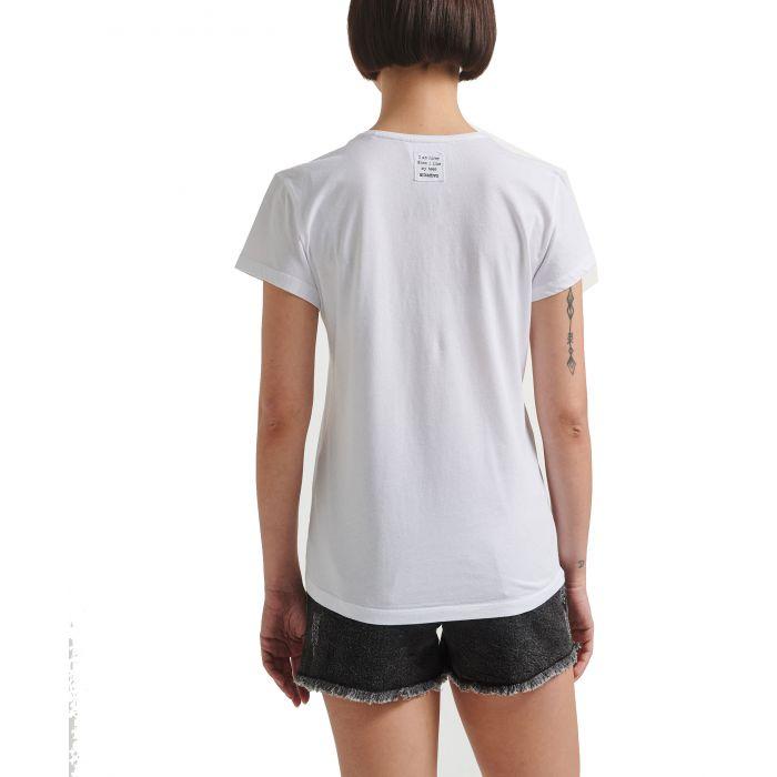 Attrattivo μπλούζα με ανάγλυφο τύπωμα 9911334