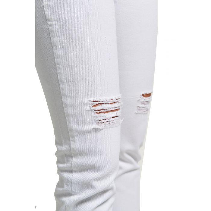 Attrattivo παντελόνι τζιν με σκισίματα 9911703