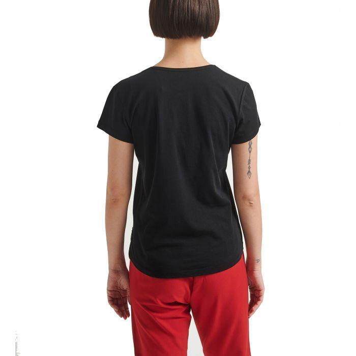 Attrattivo μπλούζα κοντομάνικη με τύπωμα 9911333