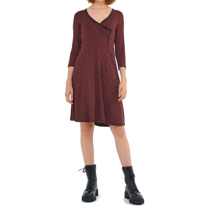 Attrattivo φόρεμα εμπριμέ 92210826