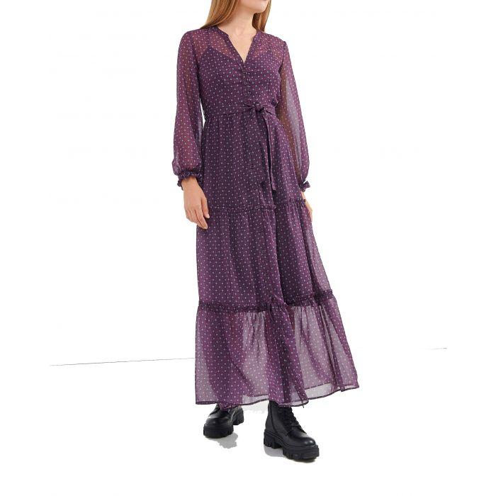 Attrattivo φόρεμα μακρύ διαφάνεια 92306763